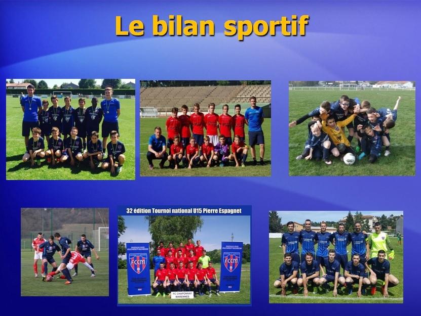 Football Club de Chaponnay Marennes