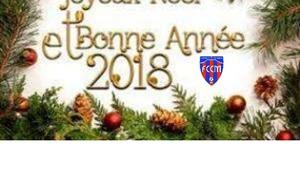 Joyeux Noel Et Bonne Annee Football Club De Chaponnay Marennes