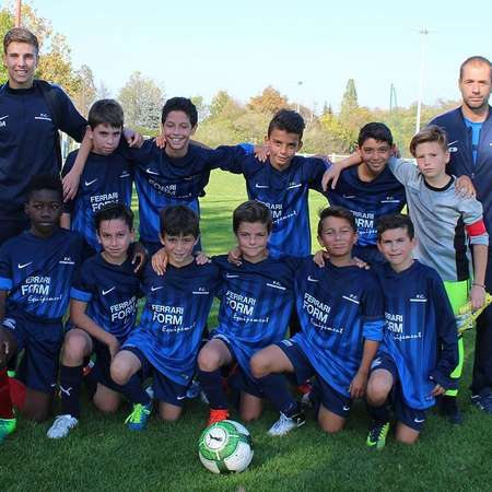 U12 Label à Corbas